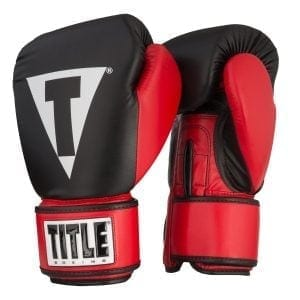Title Pro Boxing Gloves
