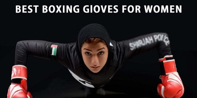 boxing gloves for women