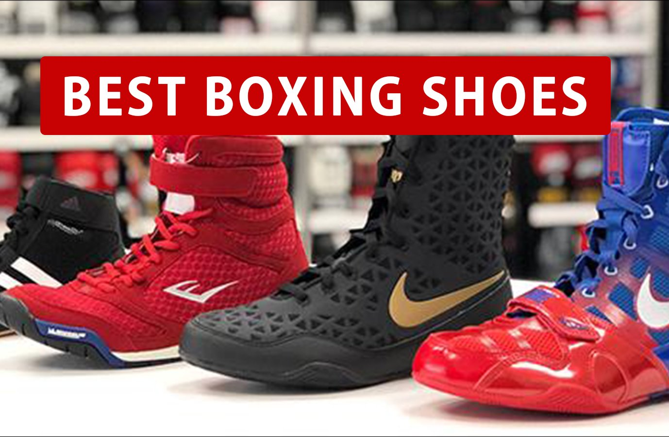 Best Boxing Shoes 2020 Reviews and