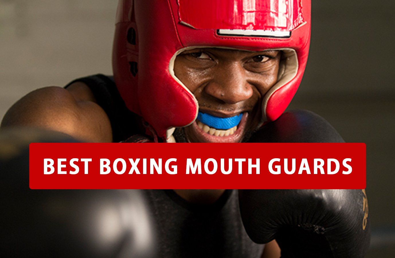 CUSTOM FIT MOLDABLE DOUBLE MOUTH GUARD w// CASE CLEAR MMA Gum Shield