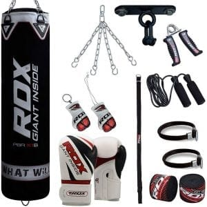 punching bag kit