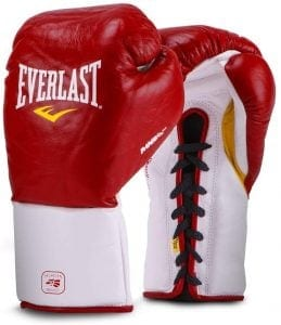 Everlast Red MX PRO Fight Boxing Gloves