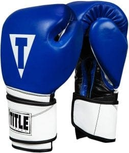 best title boxing gloves