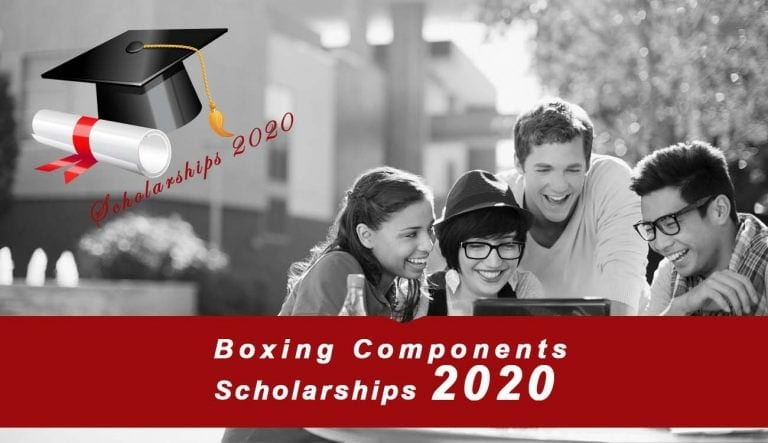 scholarship boxing components