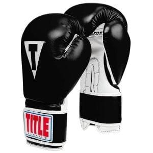 title Pro Style Training Gloves