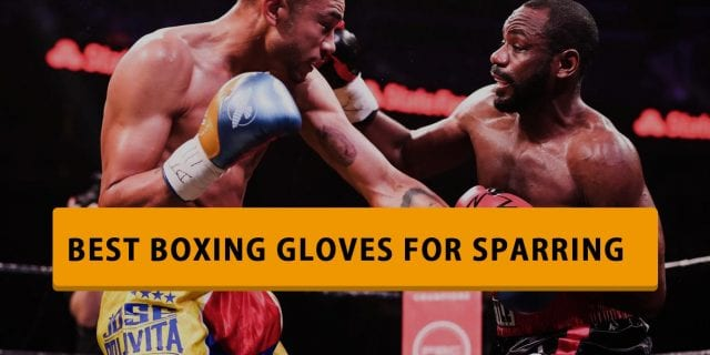 boxing gloves for sparring